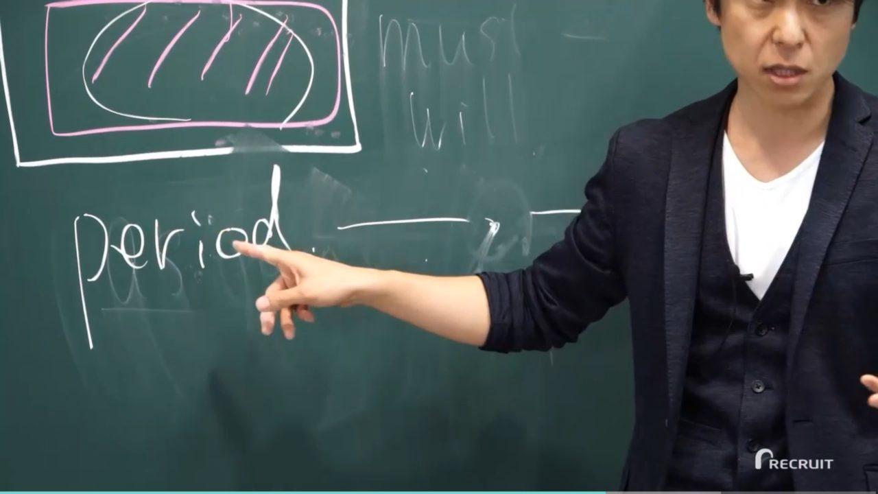 助動詞は基本的に未来を表す、と解説してくれた関先生。